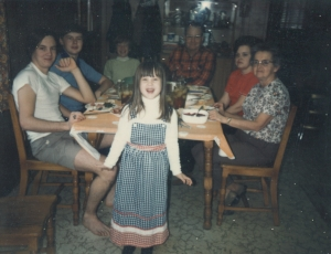 grandma's table-sherry